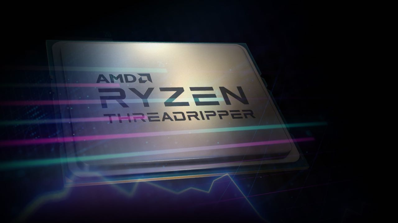 AMD Ryzen Threadripper 3