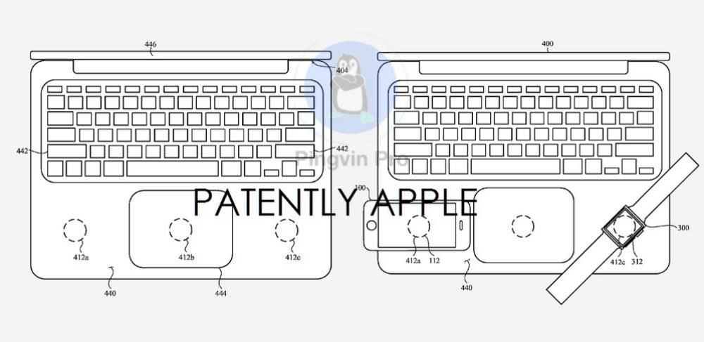 Apple працює над зворотною бездротовою зарядкою для MacBook, iPhone та iPad