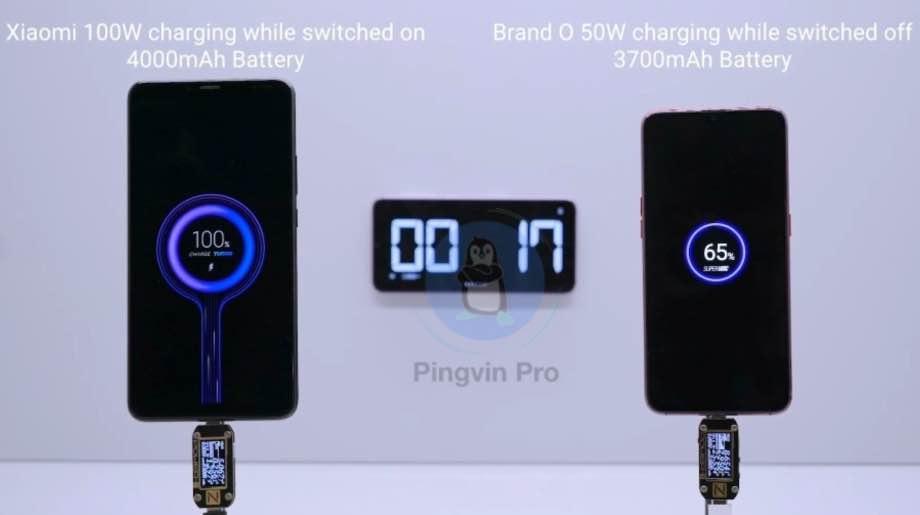 Xiaomi Mi Mix 4 може отримати швидку 100 Вт зарядку