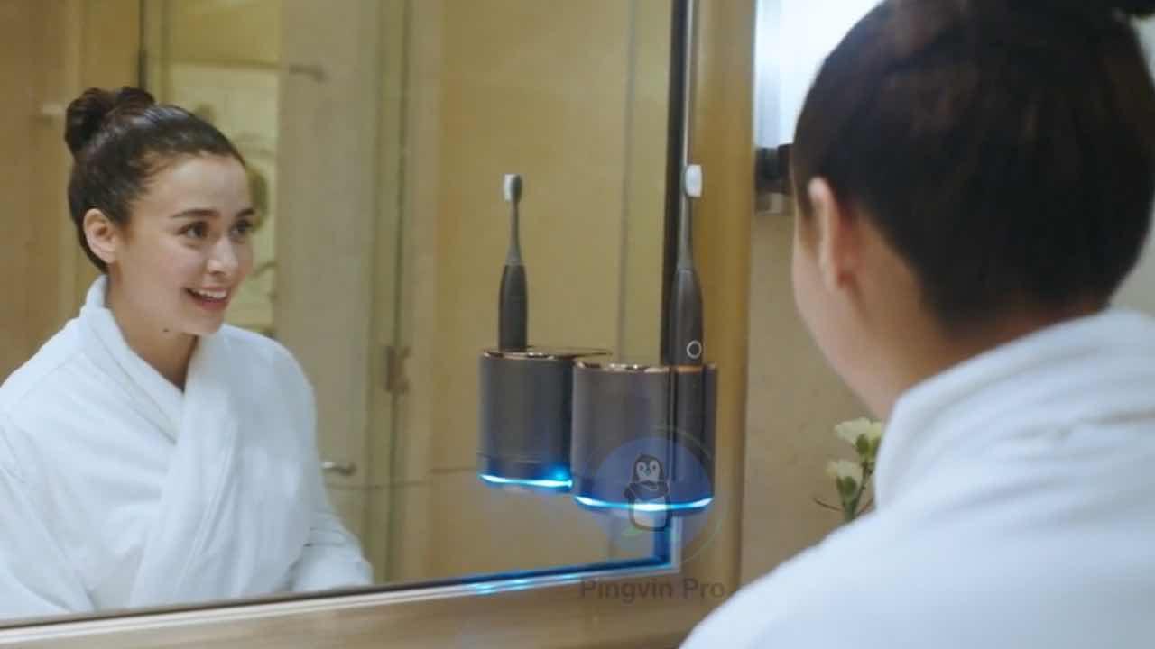 Wavee створила електричну зубну щітку з Bluetooth-динаміком