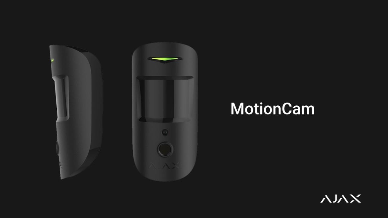 Ajax MotionCam