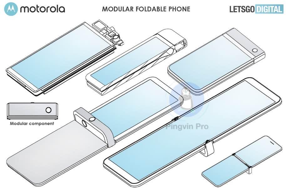Motorola RAZR 2020 модульний смартфон
