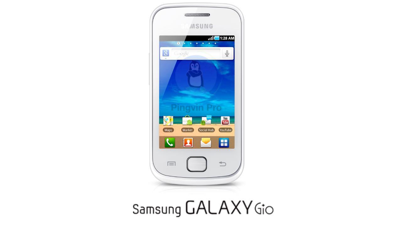 Samsung Galaxy Gio (WhatsApp припиняє підтримку для старих операційних систем)
