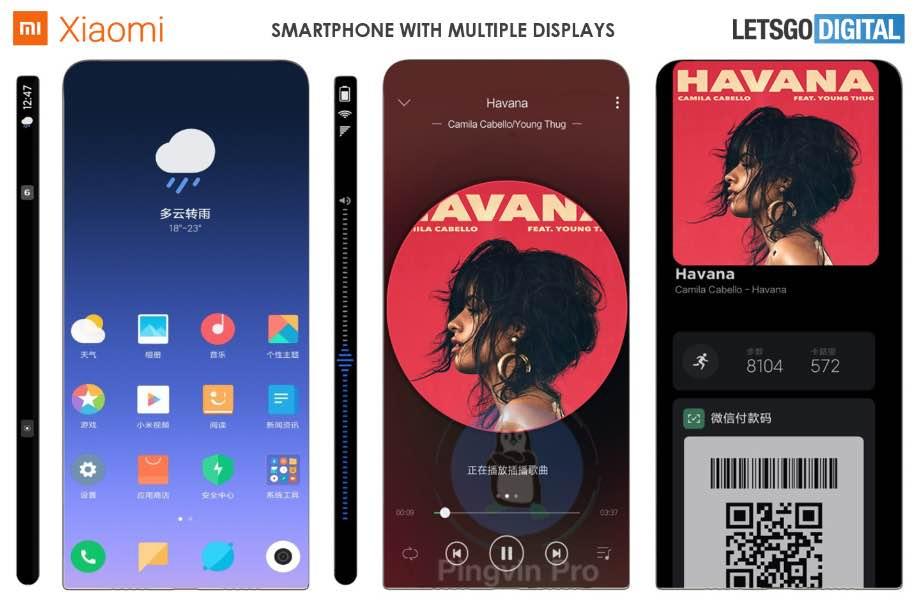 Xiaomi запатентувала смартфон майбутнього