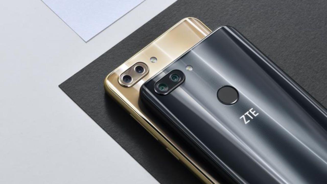 ZTE Blade V9 (ТОП-10 найкращих смартфонів до ₴ 3 000 на кінець 2019 року)