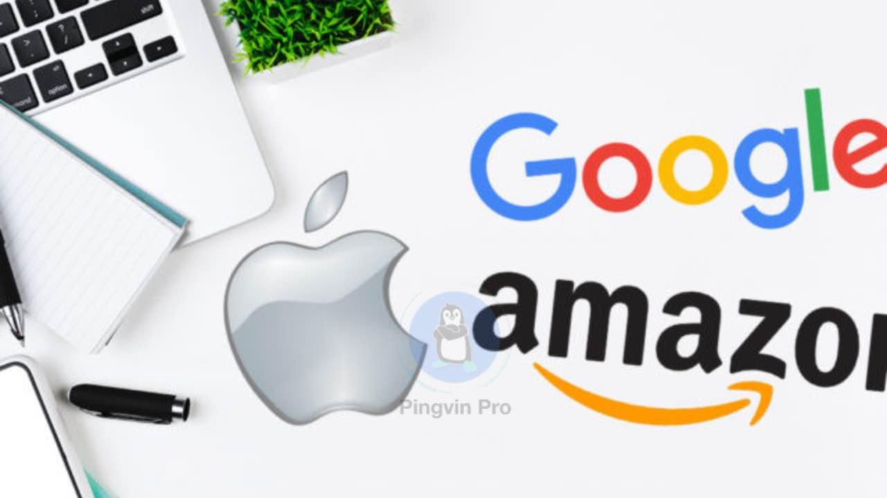 Китай погрожує санкціями Apple та іншим американським компаніям