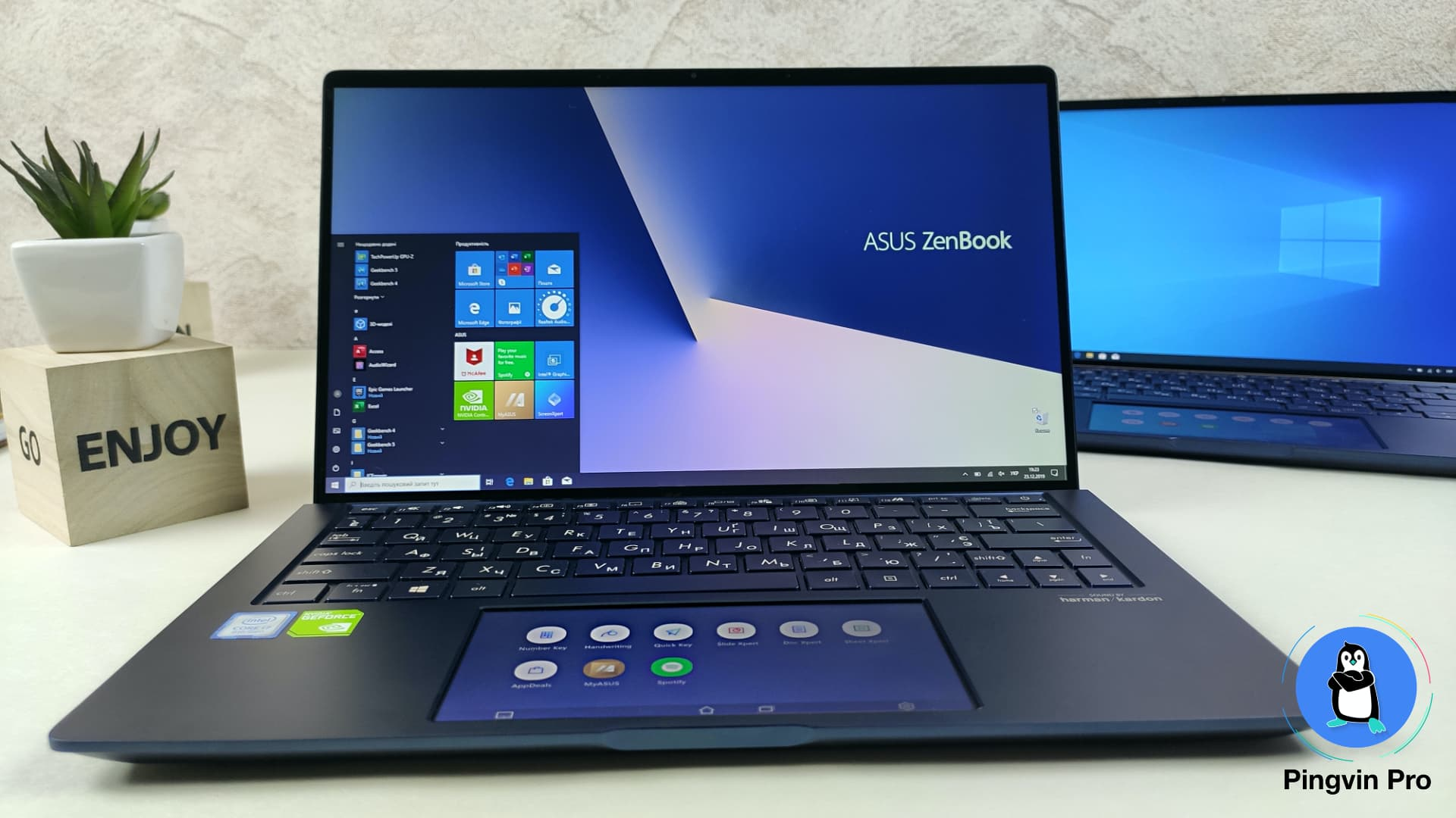 ASUS ZenBook 13 UX334 та ASUS ZenBook 14 UX434
