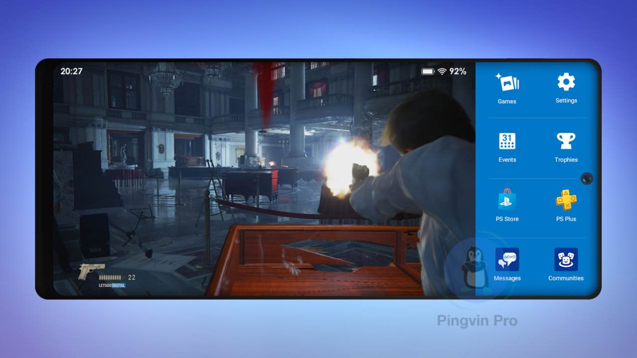 Sony PlayStation Remote Play