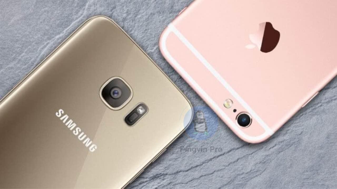 Смартфони Samsung і Apple перевищують дозволені межі радіації
