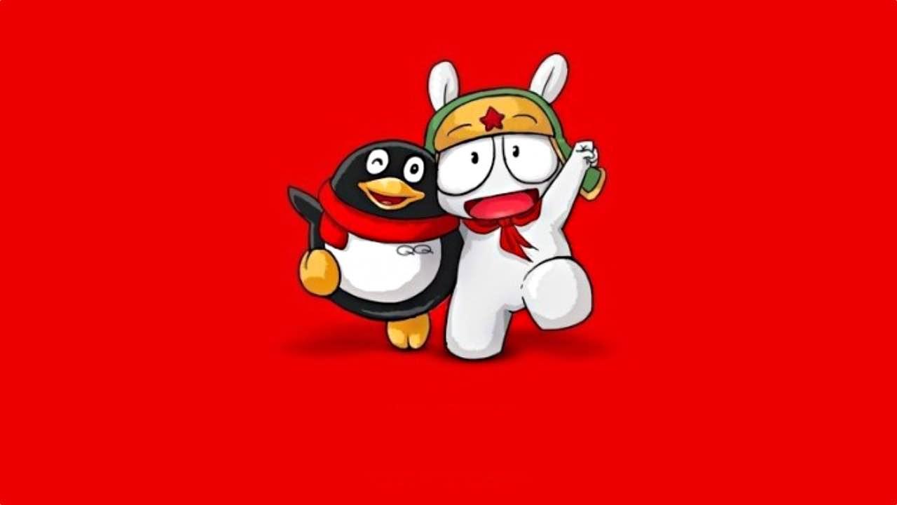 Xiaomi і Tencent