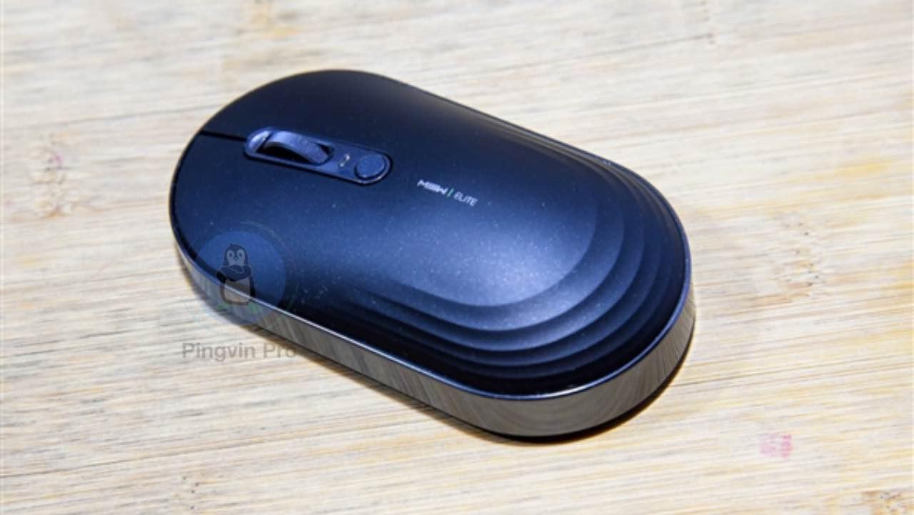 Xiaomi випустила бездротову мишку та клавіатуру з голосовим набором Xiaomi MIIW Elite 85