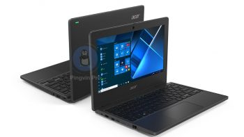 Acer TravelMate Spin B3 vs TravelMate B3