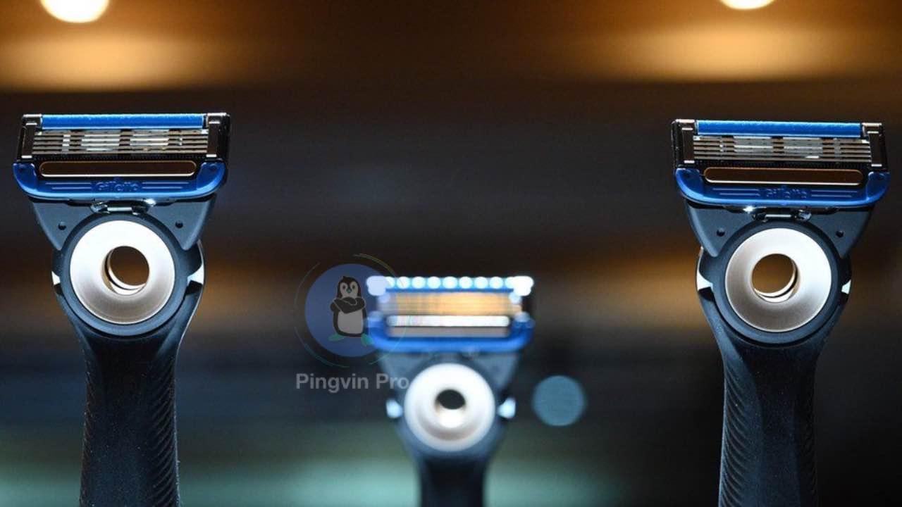 Gillette Heated Razor на CES 2020