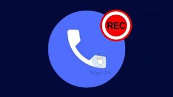 Запис дзвінків Google Phone