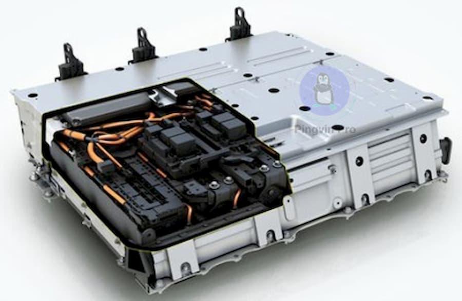 Графен в акумуляторі для електрокара