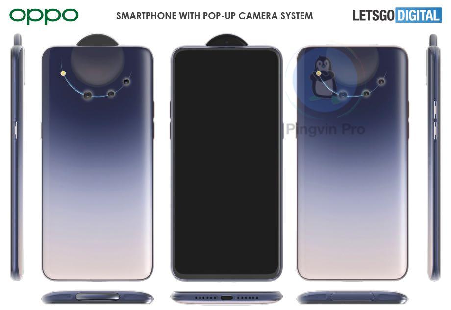 Смартфон OPPO з новою системою камер
