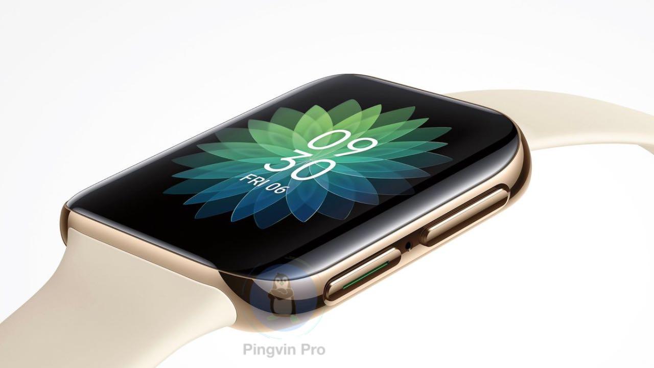 OPPO показала свій перший розумний годинник
