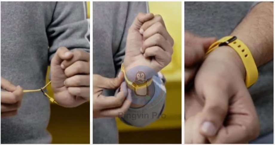 Realme готує до запуску свій перший фітнес-браслет