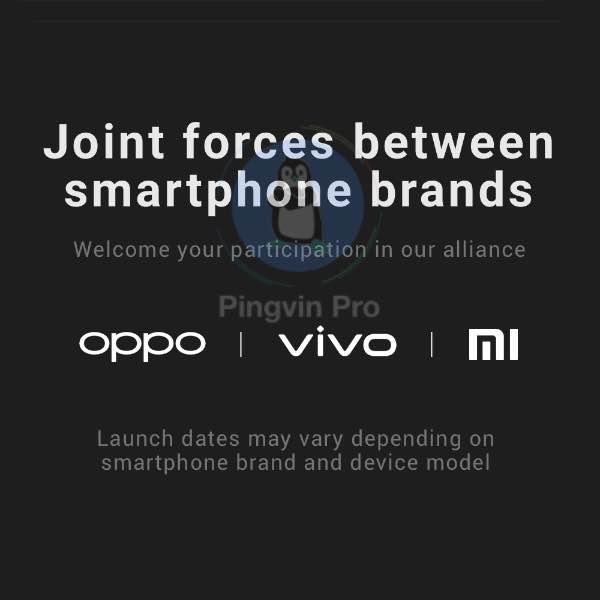 Vivo, OPPO та Xiaomi створили нову систему бездротової передачі файлів