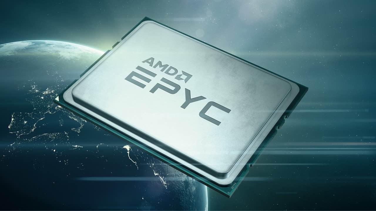 Процесори AMD EPYC 2-го покоління
