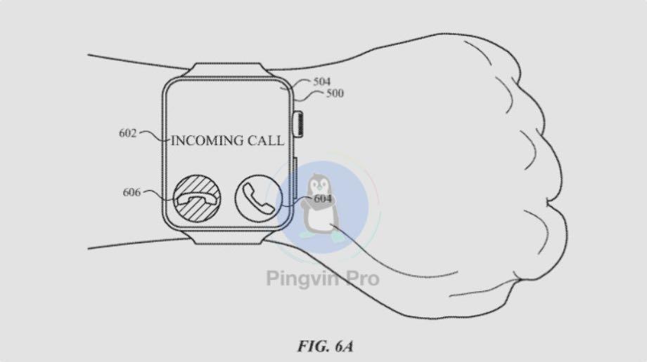 Apple Watch дозволить відповідати на дзвінки стиснутим кулаком