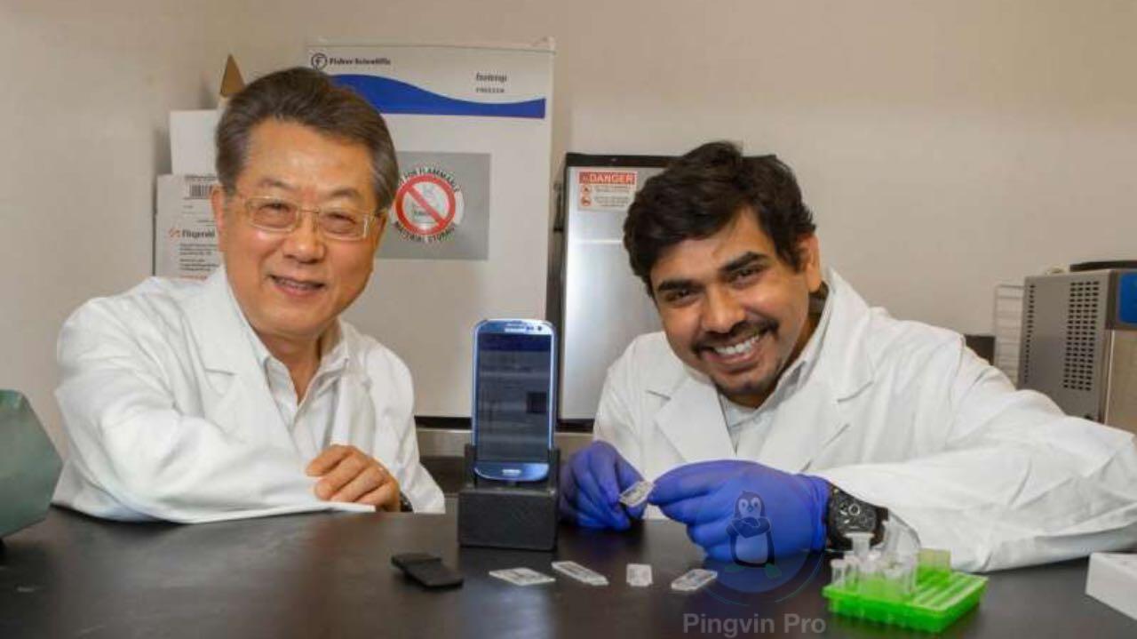 Смартфон допомагає миттєво діагностувати коронавірус або ВІЛ