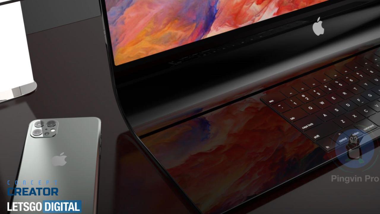 Скляний Apple iMac Pro показали на 3D рендерах