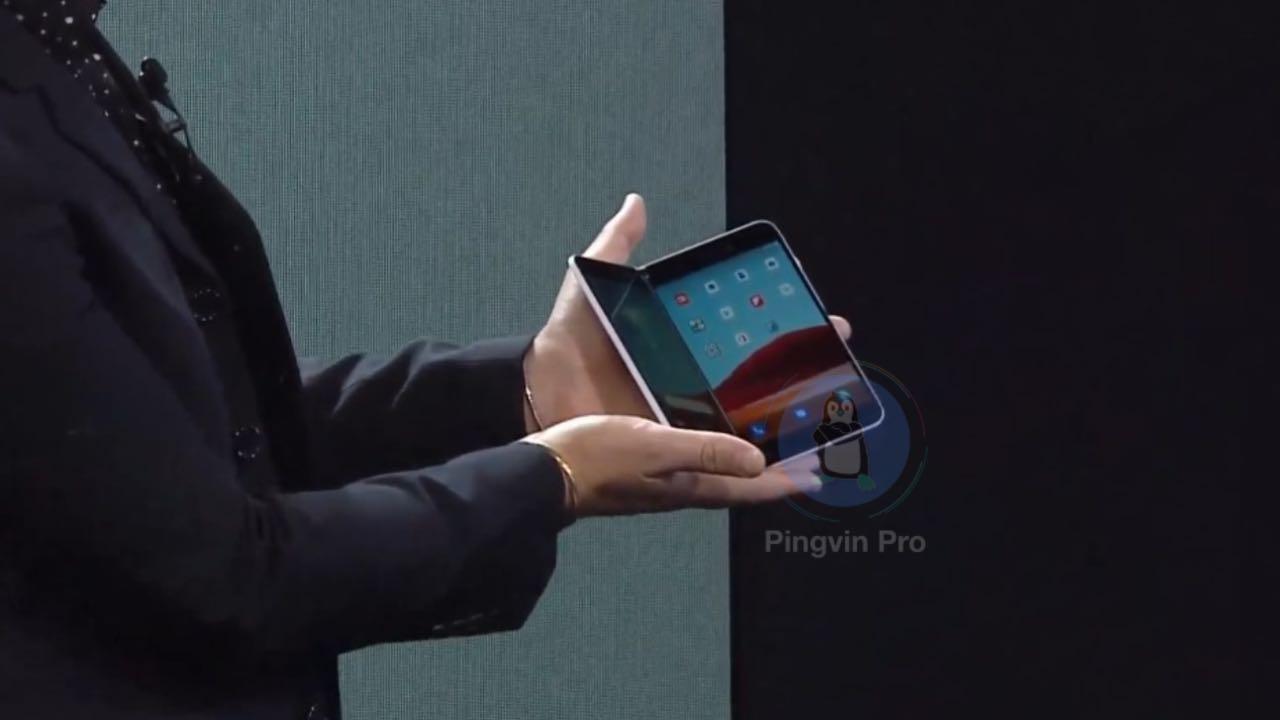 Гнучкий смартфон Microsoft Surface Duo отримає камеру світового класу