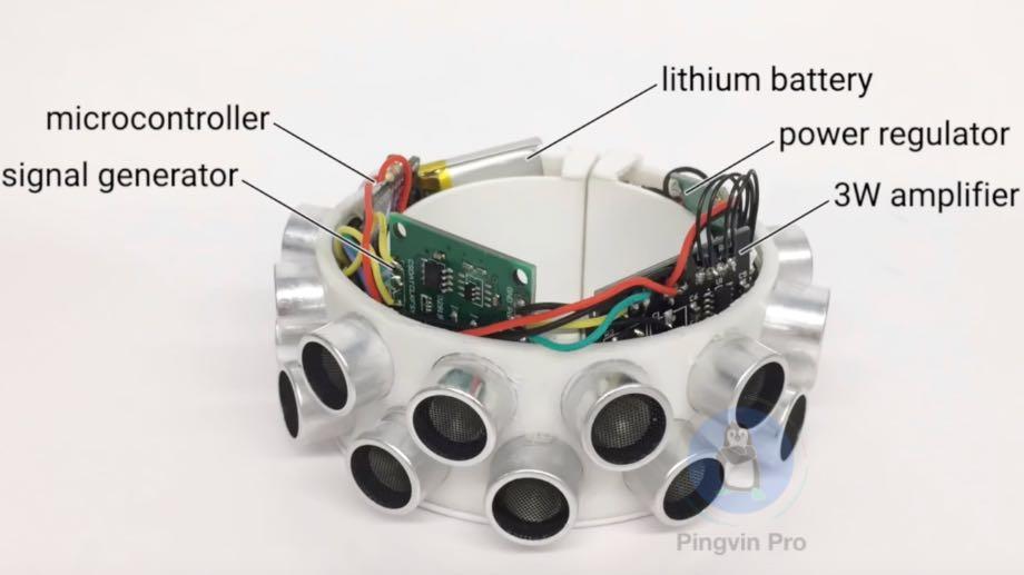 Створили ультразвуковий ґаджет, який глушить мікрофони