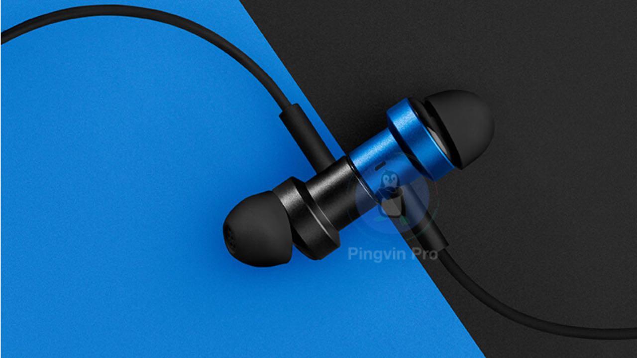 Дротові навушники Xiaomi Mi Dual Driver In-Ear Earphones