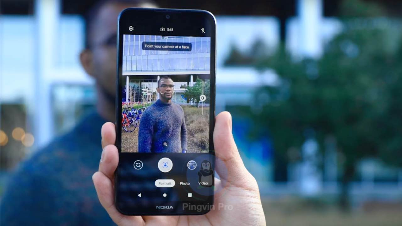 Google Camera Go на Android Go