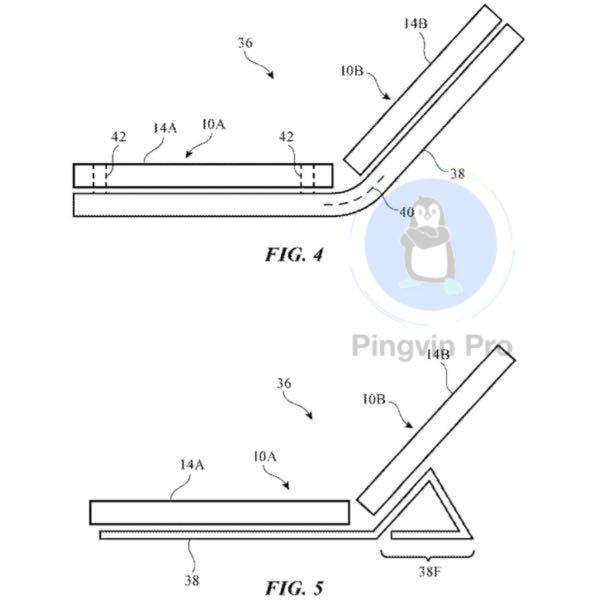 Apple запатентувала новий варіант «гнучкого» iPhone
