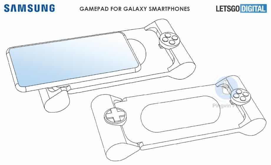 Ґеймпад Samsung