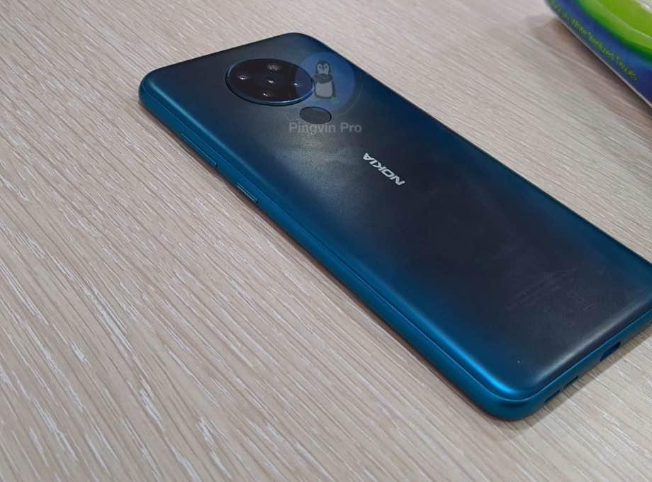 Nokia 5.3 на «живих» фотографіях