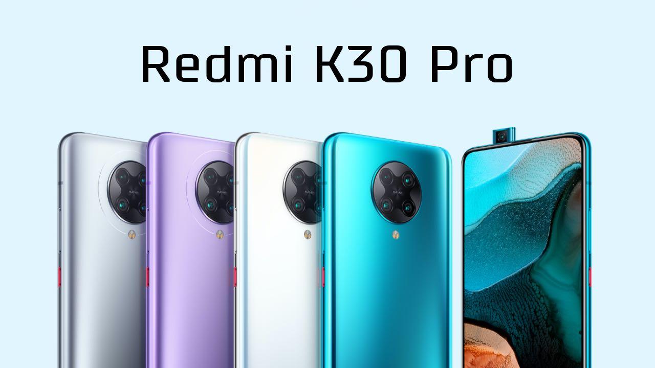 Redmi K30 Pro та Redmi K30 Pro Zoom
