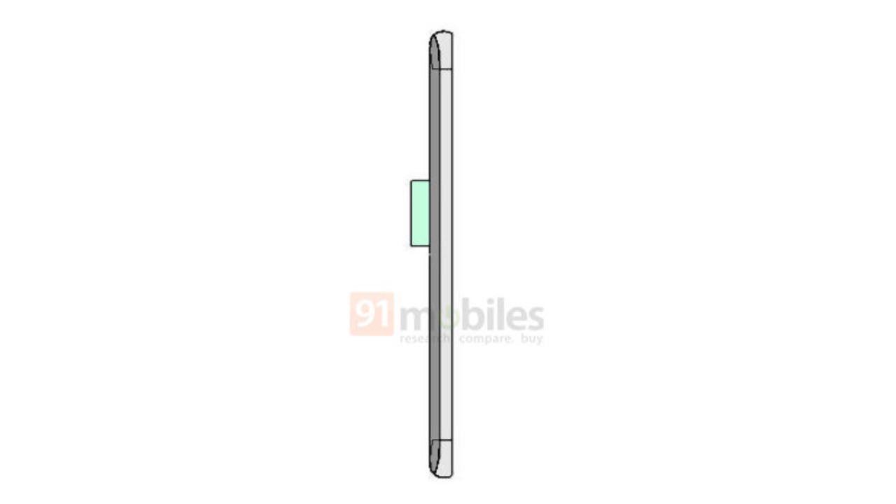 Xiaomi patent - smartphone accessory - wireless charge