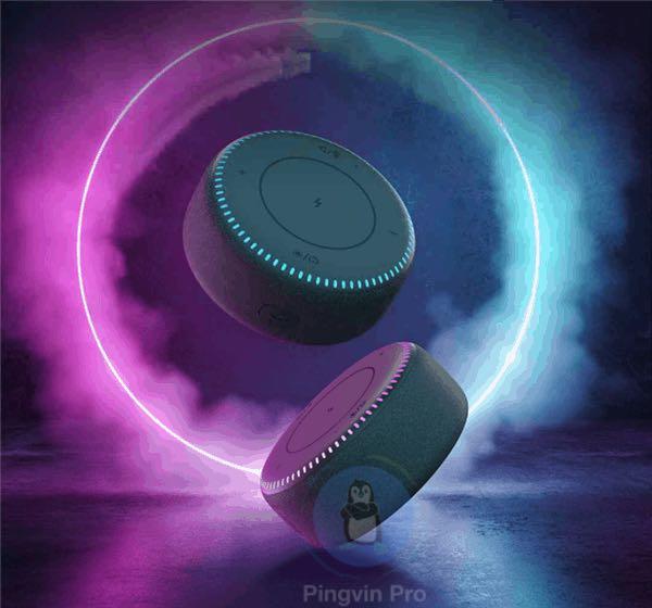 ZMI Bluetooth-динамік з бездротовою зарядкою