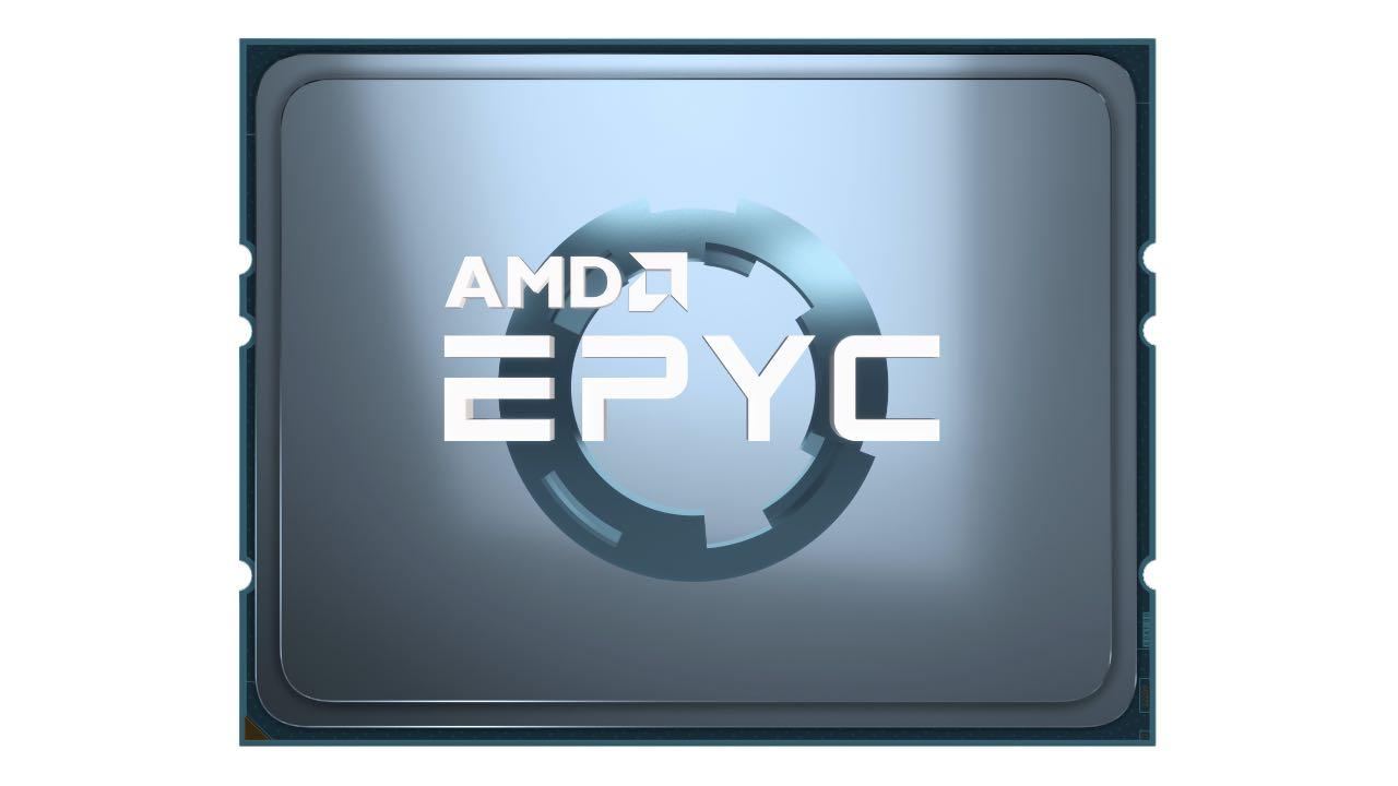AMD представила нові процесори сімейства AMD EPYC 2