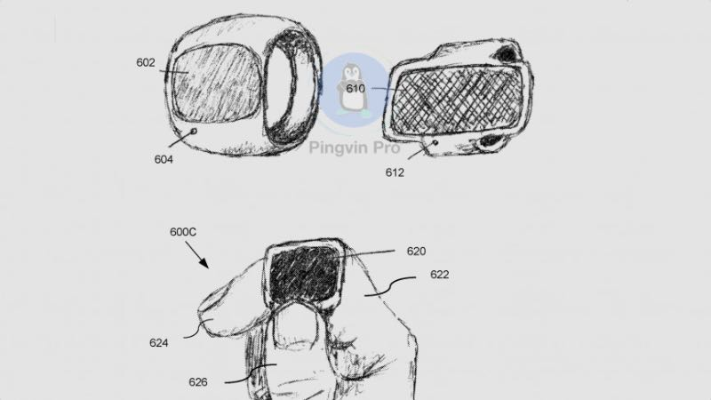 Apple Smart Ring зможе керувати iPhone