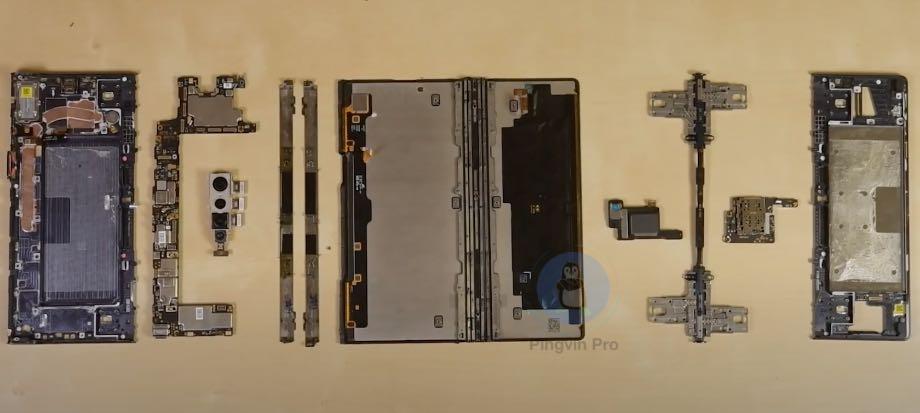 Huawei Mate Xs не пройшов тест на ремонтопридатність