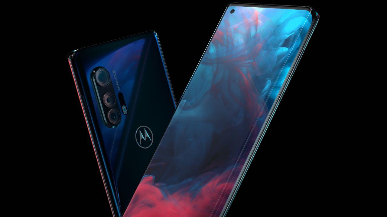 Motorola Edge та Motorola Edge+ представлені офіційно