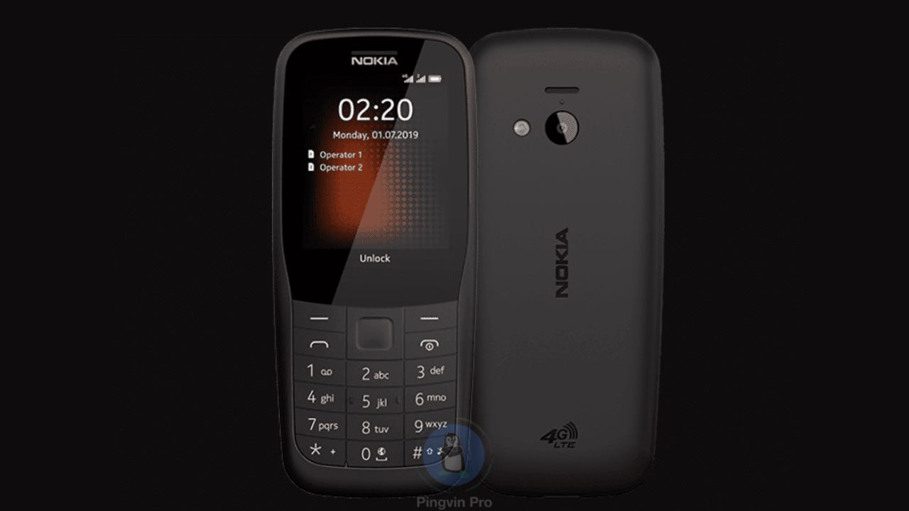 Nokia 220 4G: компанія випустила мегабюджетний телефон