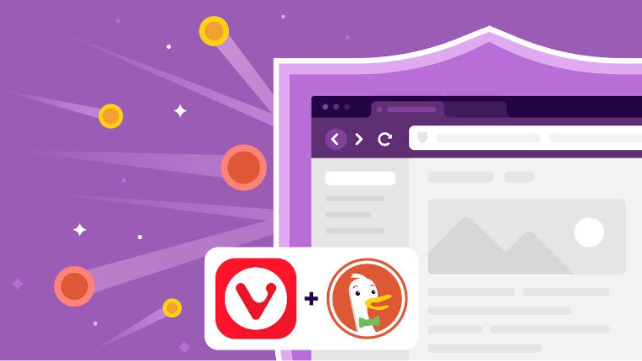 Vivaldi отримав нову функцію конфіденційності DuckDuckGo