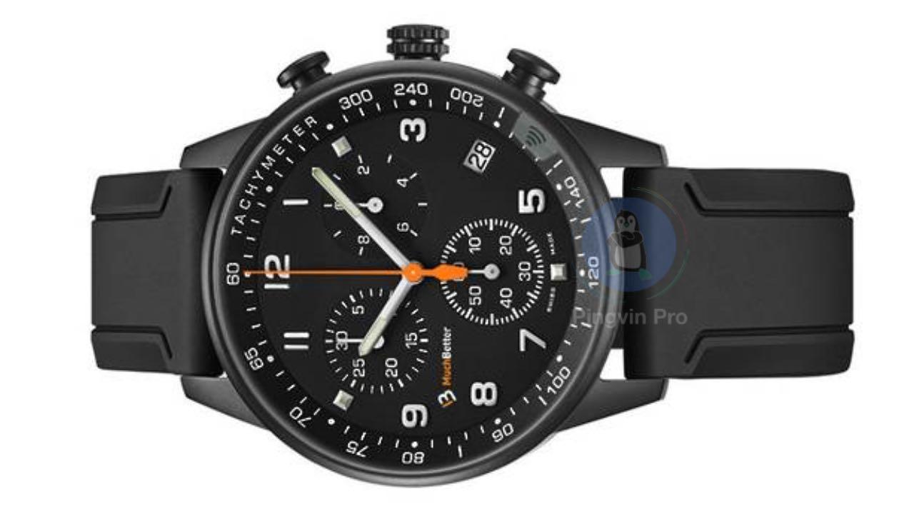 Winwatch Muchbetter Watch з NFC