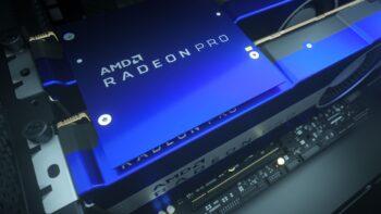 AMD Radeon Pro VII (Radeon Pro Software)