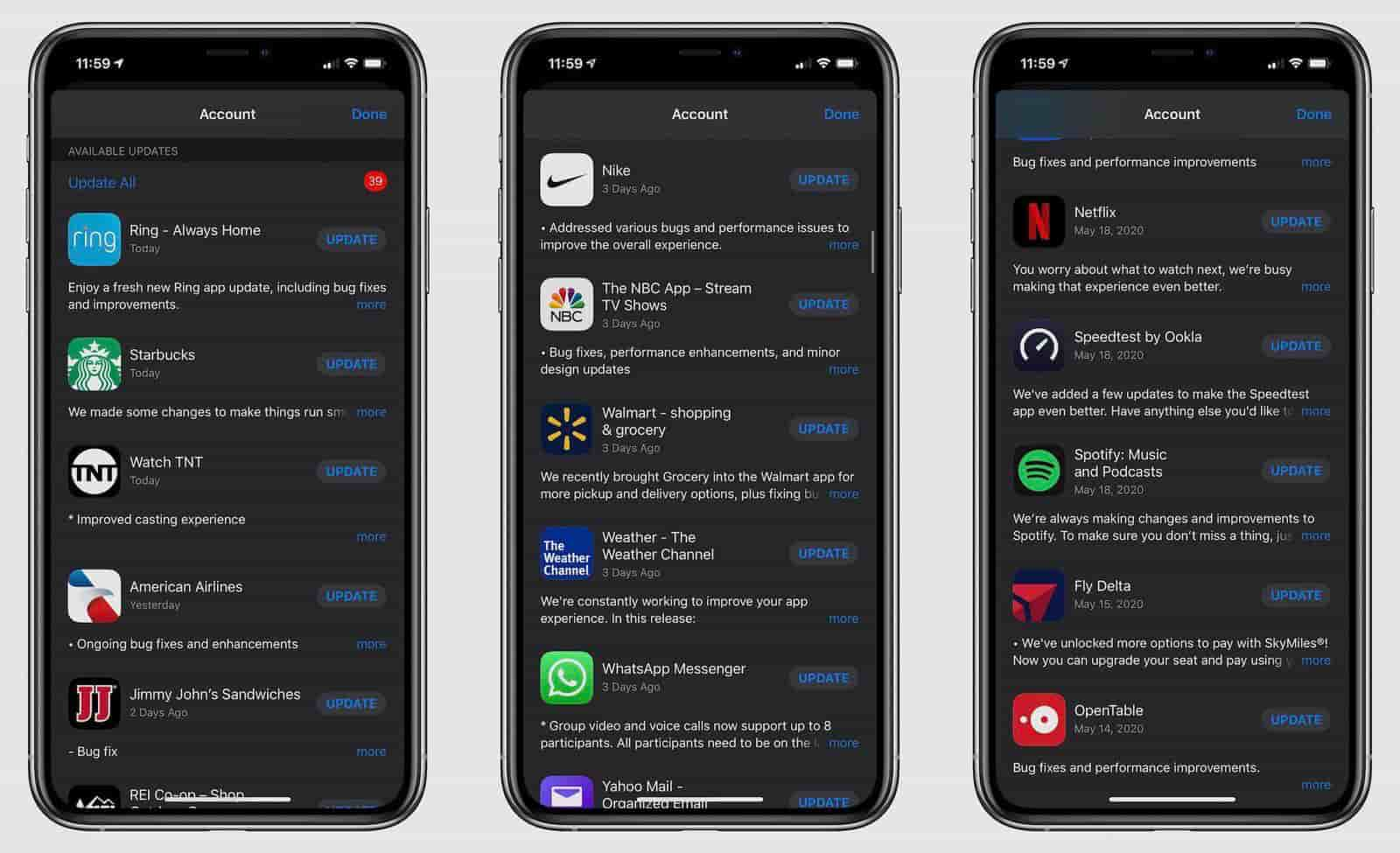 Apple виправила проблему з додатками в iOS 13.5