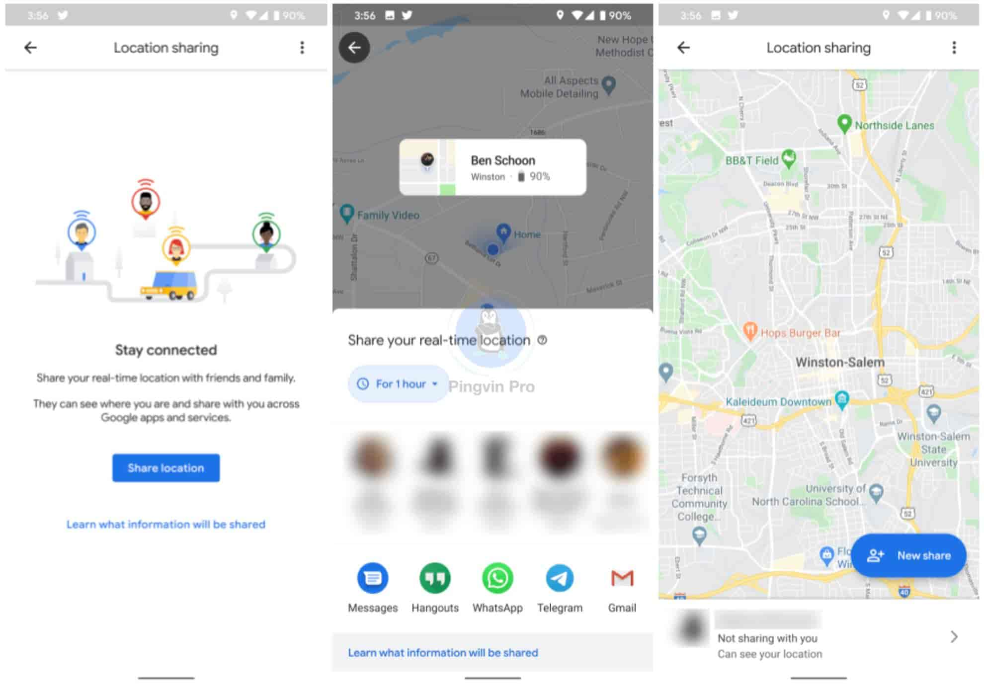 Додаток Google Maps для Android отримав зміни у дизайні