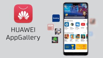 Huawei AppGallery (Huawei Mobile Services)