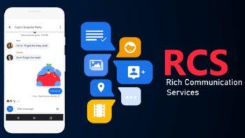 RCS (Rich Communication Services)