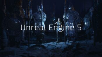 Unreal Engine 5 - рушій - Epic Games